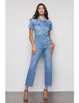 The Fit For Success Jumpsuit              (Sold Out)   by Good American