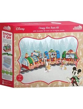 Disney Eats Rice Crispy Train   15.72oz by Mickey Mouse & Friends