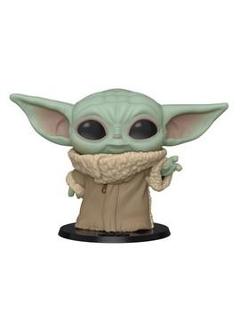 "Funko Pop! Star Wars   10"" The Child (Baby Yoda) by Funko"