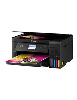 Epson Expression Et 3700 Eco Tank Wireless Color All In One Supertank Printer With Scanner, Copier And Ethernet by Epson