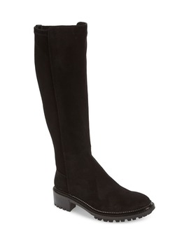 Oliviana Water Resistant Knee High Boot by Aquatalia