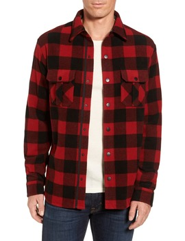 Anchor Line Flannel Shirt Jacket by Smartwool