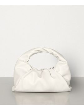 The Shoulder Pouch En Veau by Bottega Veneta