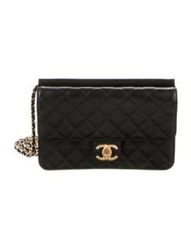 Medium Crossing Times Flap Bag by Chanel