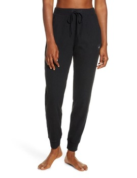 Muse Ribbed High Waist Sweatpants by Alo