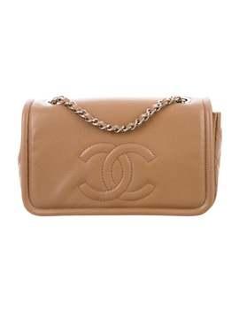 Medium Caviar Timeless Flap Bag by Chanel