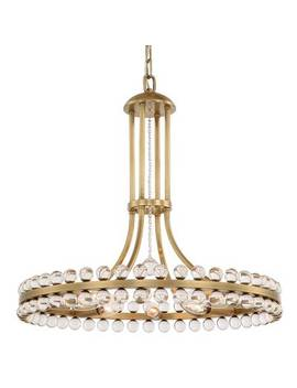 Gehlert 4 Light Semi Flush Mount by Everly Quinn