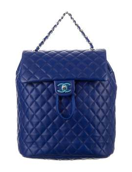 Large Urban Spirit Backpack by Chanel