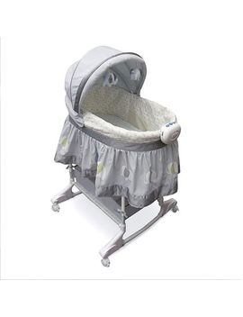 Bily 2 In 1 Neutral Elephant Parade Bassinet by Walmart