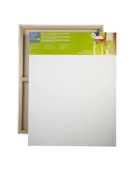 Gallery Wrapped Heavy Duty Canvas, Level 3 By Artist's Loft® by Artists Loft