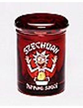 Schezuan Sauce Storage Jar 3 Oz.   Rick And Morty by Spencers