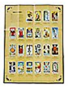 Tarot Card Personal Guide Book by Spencers