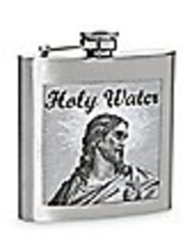 Holy Water Flask   6 Oz by Spencers