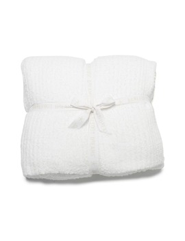 Cozy Chic® Ribbed Throw Blanket by Barefoot Dreams