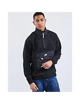 Nike Seasonal Half Zip   Men Hoodies by Nike