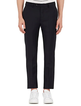 Wool Twill Slim Trousers by Officine Générale