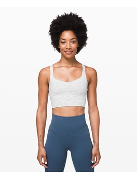 Free To Be Bra Long Line Online Only Luxtreme™ by Lululemon
