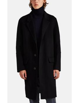 Wool Cashmere Overcoat by Ami Alexandre Mattiussi