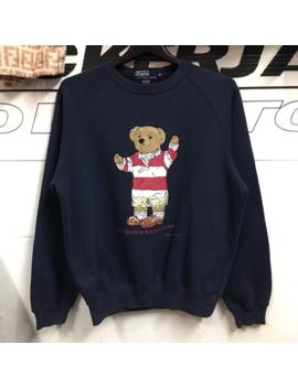 Vintage Polo Bear Ralph Lauren Sweatshirt by Polo Ralph Lauren  ×  Vintage  ×