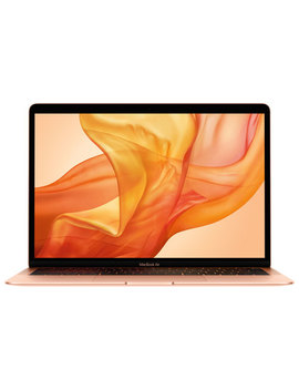 "Apple Mac Book Air 13.3""   Gold (Intel Core I5 1.6 G Hz / 128 Gb Ssd / 8 Gb Ram)   English by Best Buy"