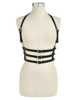 Valentina Leather Harness by Zana Bayne