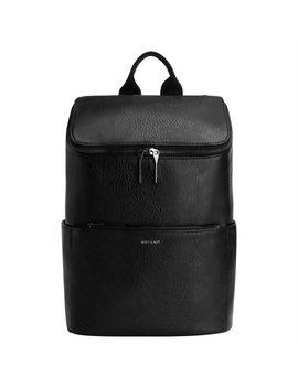 Matt & Nat® Brave Backpack   Black by Matt And Nat