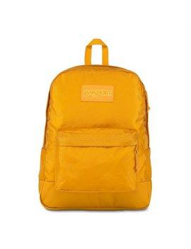 Jansport Mono Superbreak Backpack   English Mustard by Jan Sport