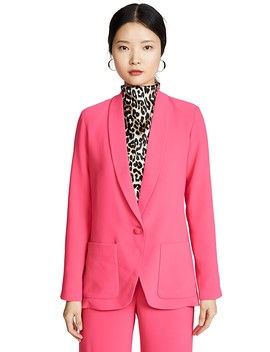 Shawl Collar Blazer by Amanda Uprichard