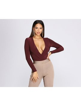 Such A Charmer Bodysuit by Windsor