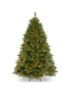 6.5 Ft. Winchester Pine Artificial Christmas Tree With Clear Lights by National Tree Company
