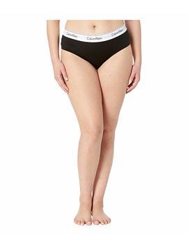 Plus Size Modern Cotton Hipster by Calvin Klein Underwear