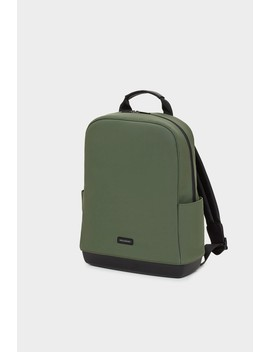 Moleskine   The Backpack Soft Touch   Forest Green by Moleskine