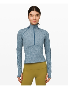 Always Alert 1/2 Zip Rulu™ by Lululemon