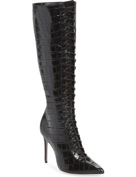 Meredith Knee High Boot by Schutz