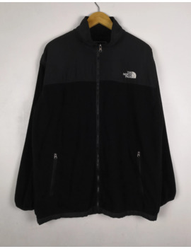 Vintage The North Face Fleece Jacket Gore Tex Patagonia by The North Face  ×  Summit Clothing  ×  Goretex  ×