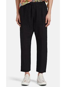 Linen Cotton Gauze Pants by Barena Venezia
