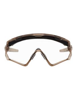 Transparent Windjacket 2.0 Glasses by Oakley By Samuel Ross