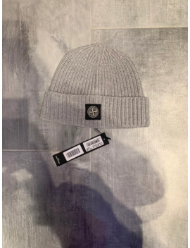 Stone Island Knit Hat With Tags. by Stone Island  ×