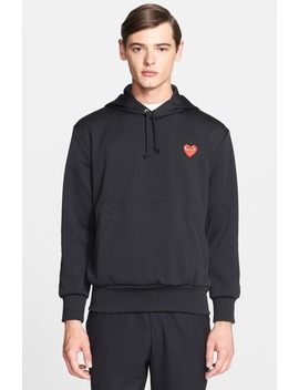 Pullover Hoodie by Comme Des GarÇons Play