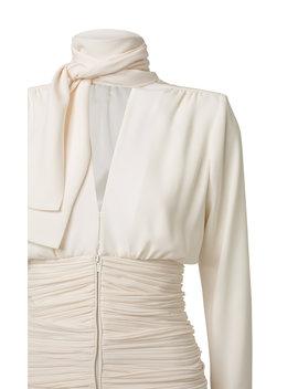 Glamorous Statement Midi Dress by Dorothee Schumacher