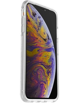 Symmetry Series Clear Case For Apple® I Phone® Xs Max   Stardust/Silver Flake by Otter Box