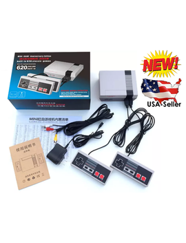 Entertainment System Snes Retro Video Classic Edition,Built In 620 by Nintendo