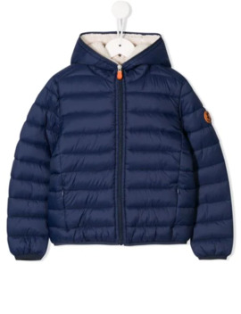 Padded Jacket by Save The Duck Kids
