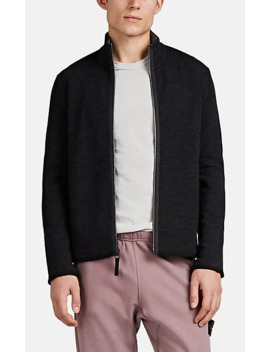 Y/Osemite Wool Blend Zip Front Jacket by James Perse