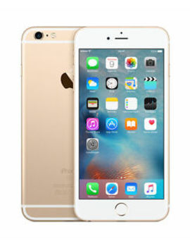 Apple I Phone 6s Plus   128 Gb   Gold (Unlocked) A1634 (Cdma + Gsm) by Ebay Seller