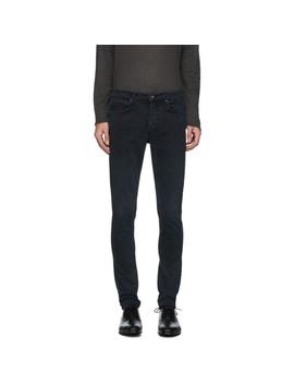 Navy Fit 1 Jeans by Rag & Bone
