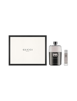 Guilty Pour Homme Eau De Toilette Set by Gucci