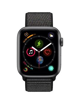 Apple Watch Series 4 44mm Space Grey Aluminum Case (Gps) by Apple