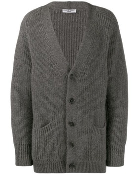 Ribbed Cardigan by Katharine Hamnett London