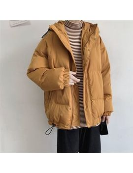 Skeggi   Hooded Padded Jacket by Skeggi